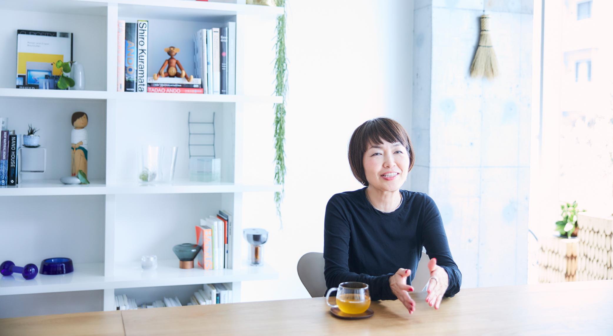 柴田 文江さんインタビュー02